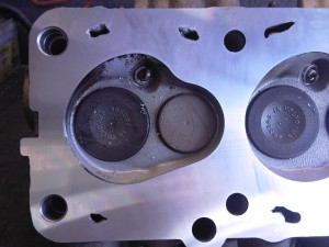 Cylinder head 4 - Refaced