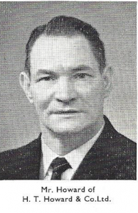 The original owner, pictured from an advert for CORDS Piston Rings in 1959