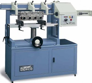Berco BT6 - Line Boring Machine