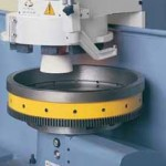 Berco STC361 Rotary table with a flywheel