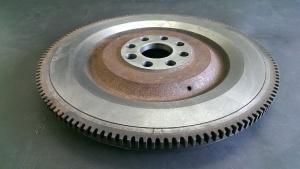 Lightened BMW Flywheel