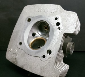 Ducati 1000DS Multi-Strada Rear Cylinder Head