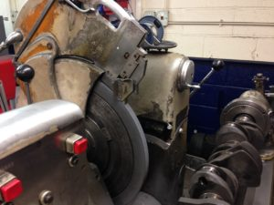 Prince 6075 Crankshaft Grinder for sale 03