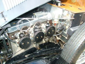 1937AC2 16/70 Greyhound engine rebuild