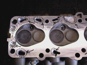 Cylinder head 2 - Prepared for Welding