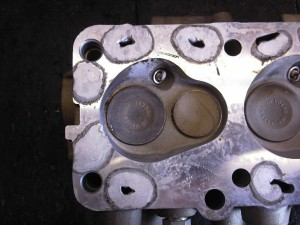 Cylinder head 3 - After Welding