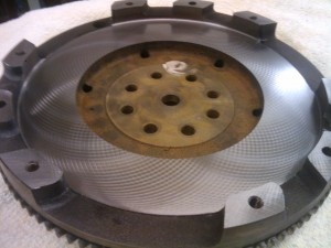 Flywheel Refacing