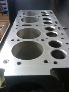 Fully Prepared Side Valve Cylinder Block