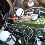 Austin A30 / A35 A Series Engine