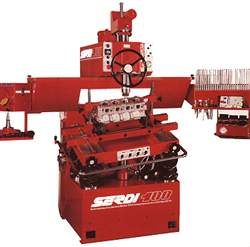 Serdi 100 - Valve Seat Machining Centre