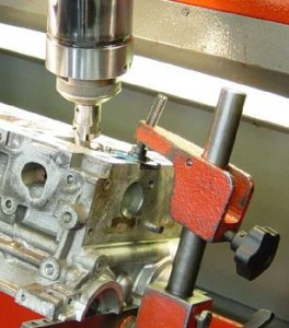Serdi 100 - Valve Seat Machining Close Up