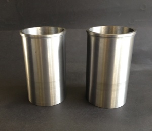 Dry, Semi-Finished Flange Type Cylinder Liners