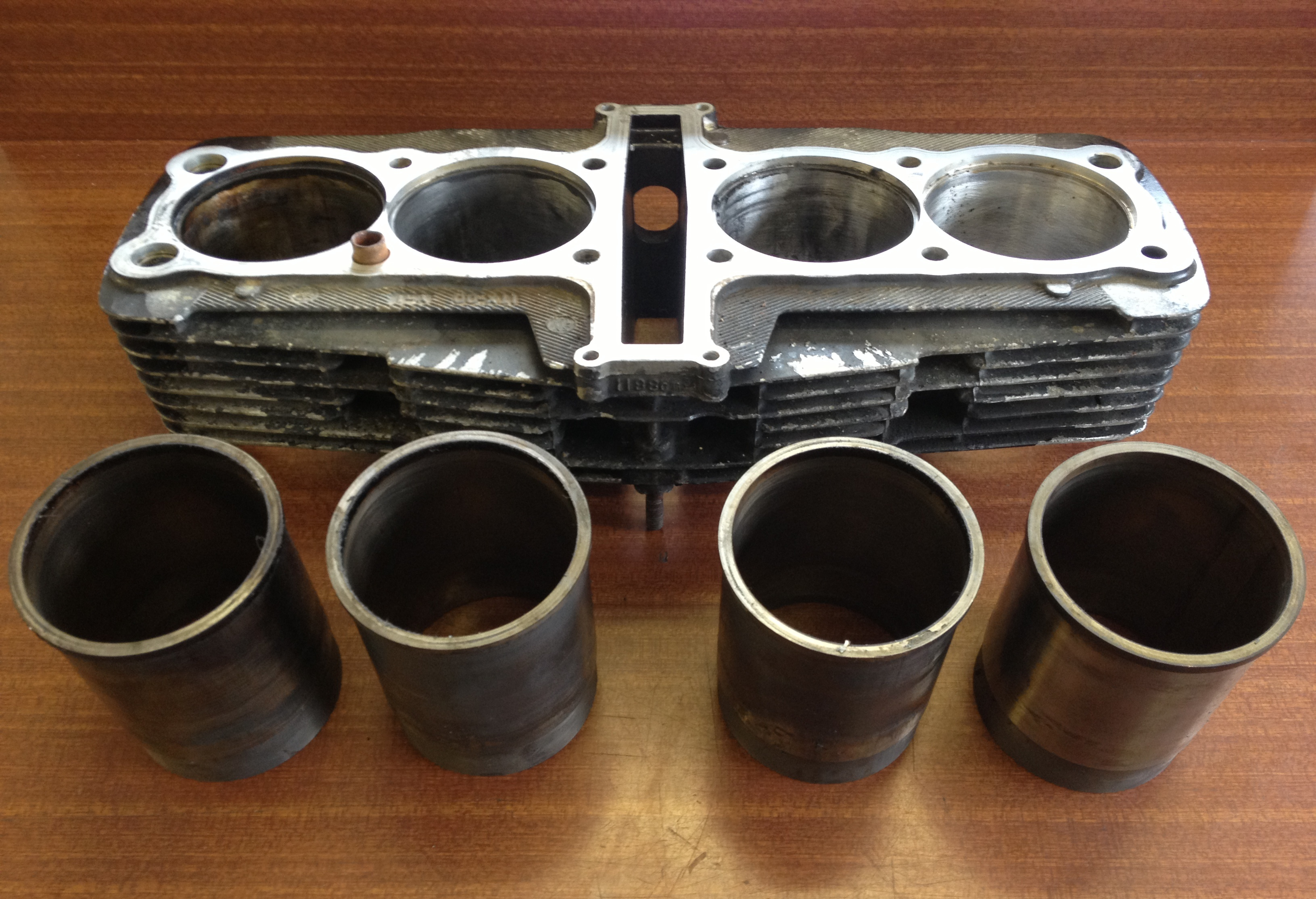HT Howard - Big bore engine conversions for car and motorcycle
