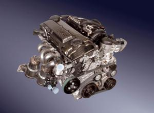 BMW N45 / B20 320si E90 engine