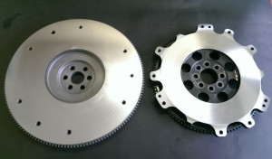 Reground Flywheels