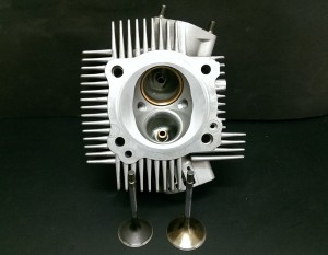 Ducati 1000DS Multi-Strada Front Cylinder Head