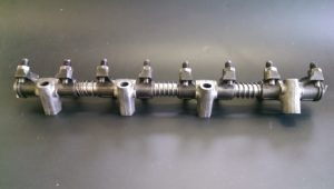 Rocker Shaft Assembly from Ford cross-flow engine