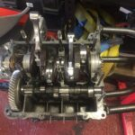 Mike Rupp - Formula Vee engine - Balanced parts installed